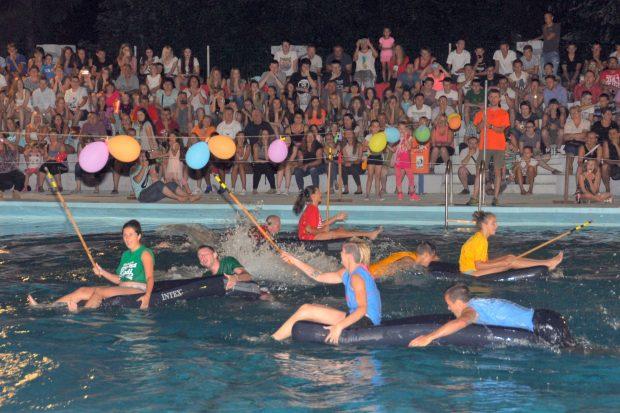 Igre na vodi